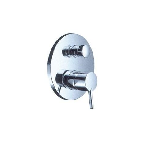 Plaque de finition pour mitigeur bain douche encastré TALIS S - Chromé