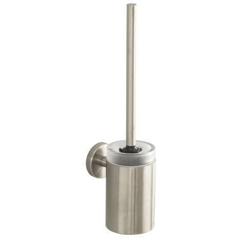 "hansgrohe WC-Bürstenhalter Logis brushed nickel-""41063828"""