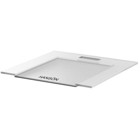 Hanson White Digital Glass Scales