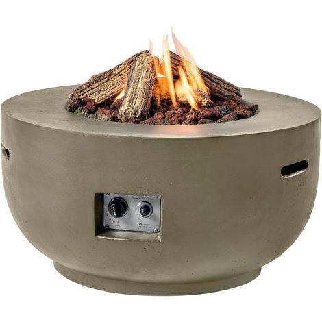 HAPPY COCOONING Feuertisch Bowl Calice