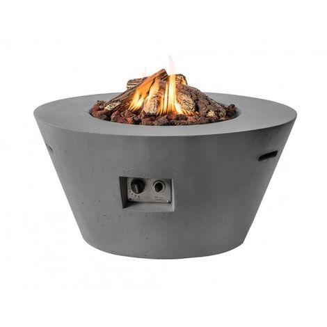 HAPPY COCOONING Feuertisch Cone