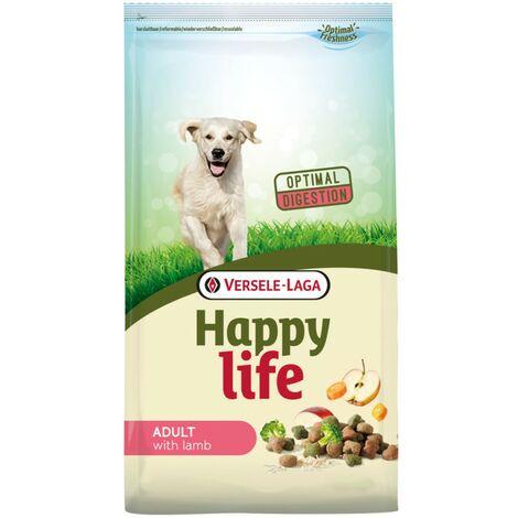 Happy Life cibo per cani adulti Lamb   Versele Laga cibo per cani   Cibo per cani 15kg