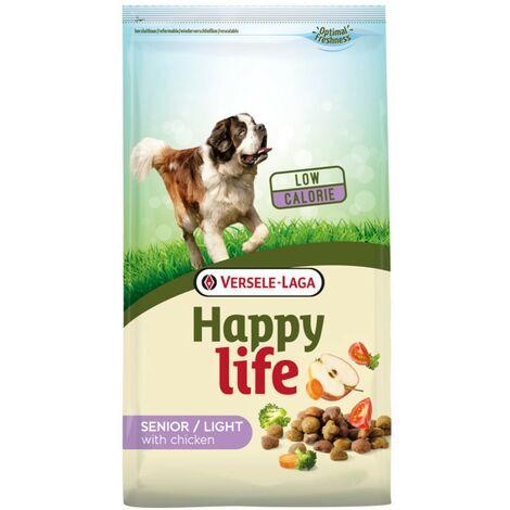 Happy Life cibo per cani adulto Terza Pollo   Versele Laga cibo per cani   Cibo per cani 15kg