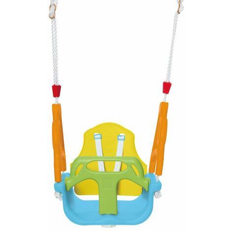 Happy People 3-in-1 Swing Set Joylissimo - Multicolour