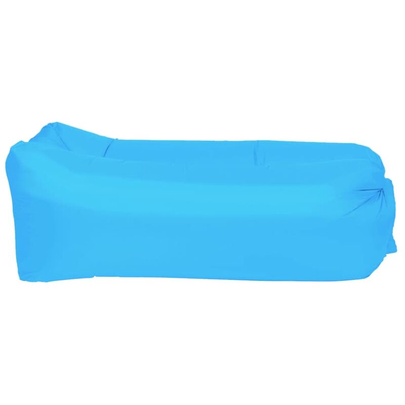 Matelas gonflable Lounger To Go 2.0 Bleu 100 kg - Happy People