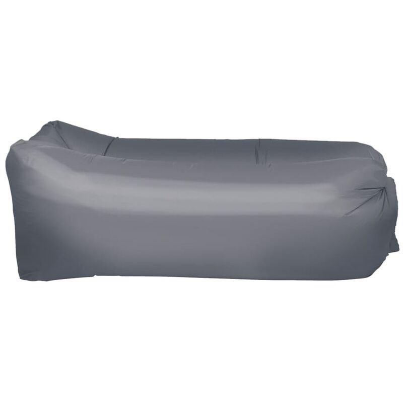 Matelas gonflable Lounger To Go 2.0 Gris 100 kg - Happy People