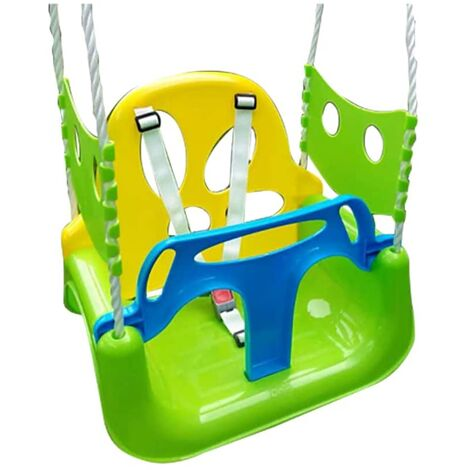 Happy People Plastic Swing Seat 3 in 1 73213