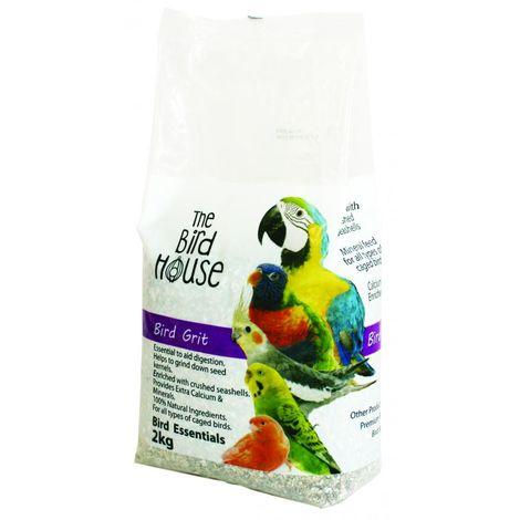 Happy Pet Bird Grit (2kg) (May Vary)