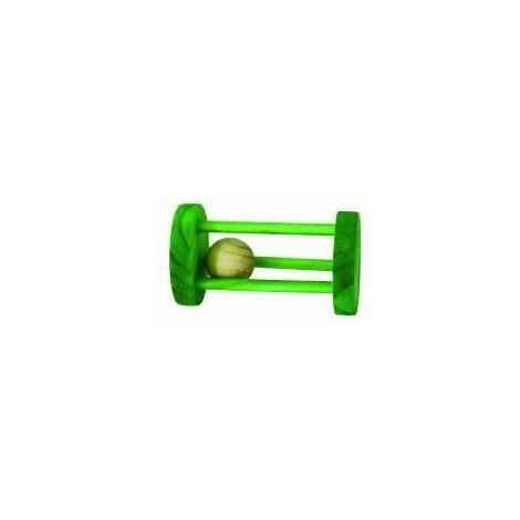 Happy Pet Wood Rattler Circle - 9cm - 13396