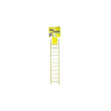 Happy Pet Wooden Bird Ladder - 11ste - 549954