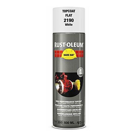 Hard Hat® High Performance Topcoat Aerosol Paints - 500ml
