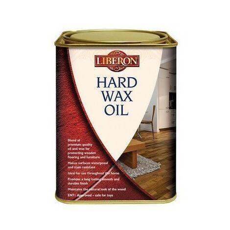 Hard Wax Oil Clear