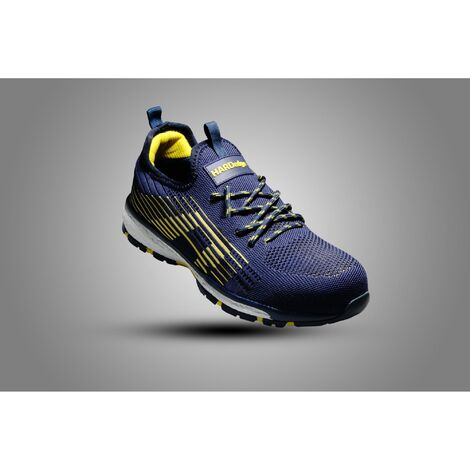 HardEdge Mens Safety Trainer