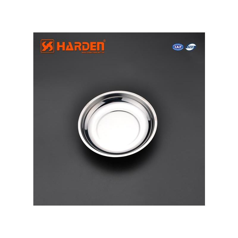 Image of HARDEN magnetic tray, bowl , dish 150mm for nuts, bolts & parts (HAR 670601)