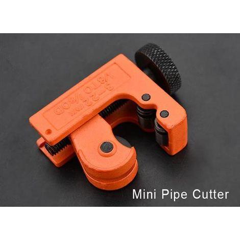 HARDEN pipe cutter pipe slicer adjustable 3-22mm pocket size (HAR 600821)