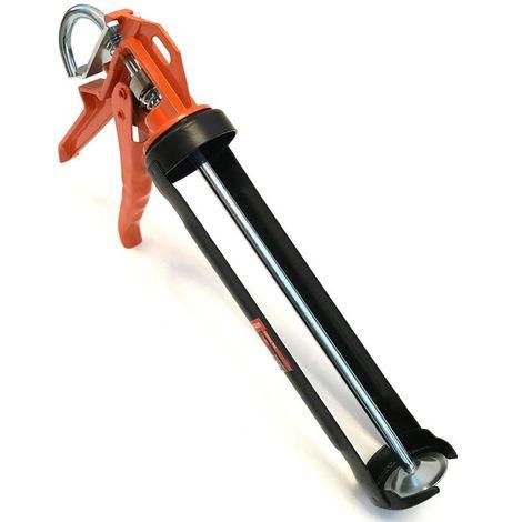 HARDEN silicone mastic caulk caulking gun applicator, 310ml, (HAR 620413)