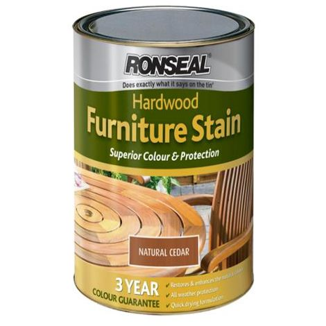 Hardwood FurnIture Stain