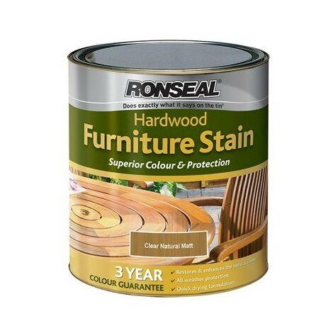 Hardwood FurnIture Stain