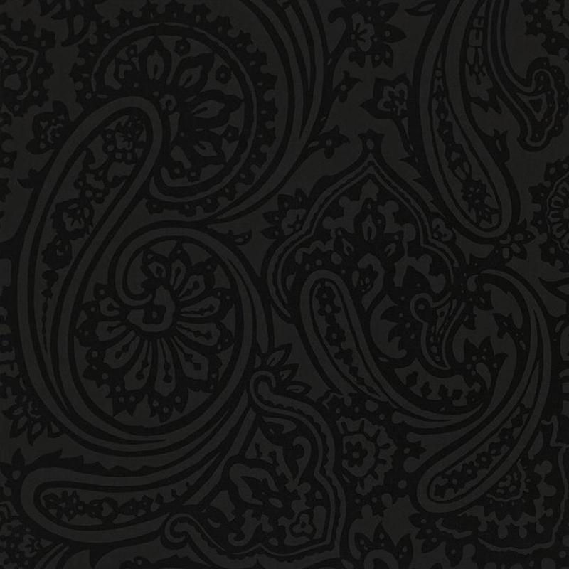 Harlequin Flat Patterned Wallpaper Roll Grey Black 60485
