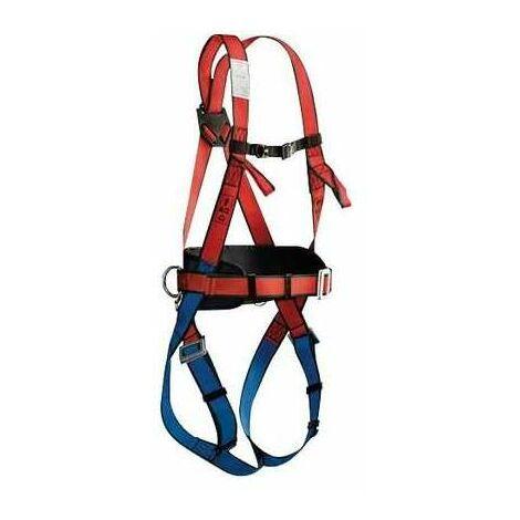 Harnais complet avec ceinture de maintien - Toplock - Largeur 44 mm