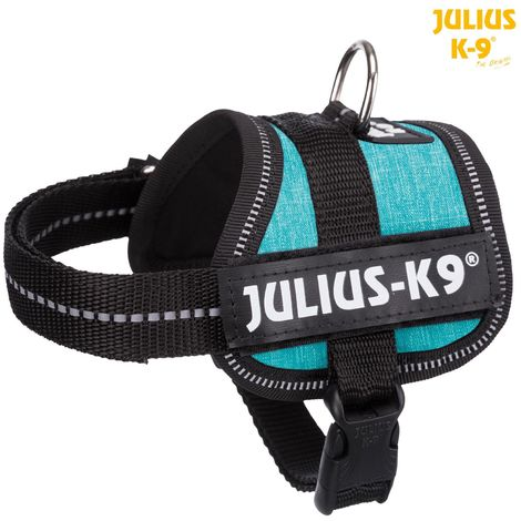 Harnais Power Julius K9 Baby 1 tailel XS D30-40cm H18mm ocean