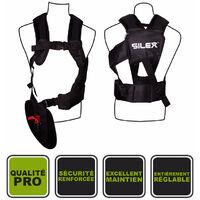 Harnais professionnel Silex® pour débroussailleuse