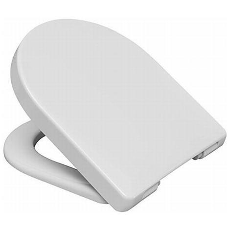 Haro Bacan WC Sitz mit Absenkautomatik softclose passend zu ONovo Subway weiß