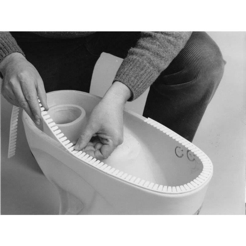 Image of Ceramic Sanitary Ware Installation Tape - Haro-secur