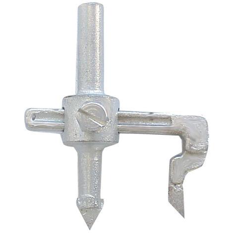 Haromac Fliesenlochschneider 20-90 mm auf SB-Karte