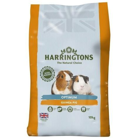 Harringtons Optimum Guinea Pig Food (10kg) (May Vary)