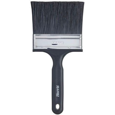 Harris Essentials All Purpose Paint Brush (125mm) (Black)