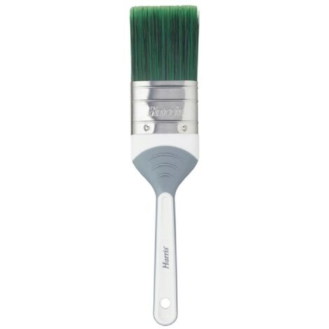 Harris Seriously Good Shed And Fence Paint Brush (50mm) (Green/White)