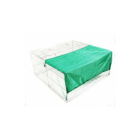 Harrisons Rain Cover Small Animal/Chicken Run 129x50x70cm x 1 (45589)