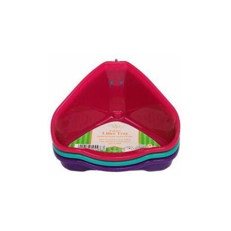 Harrisons Small Animal Corner Litter Tray 16cm - 745566