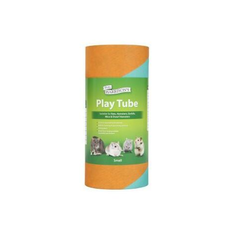 Harrisons Small Animal Play Tube Small 62mm - 745630