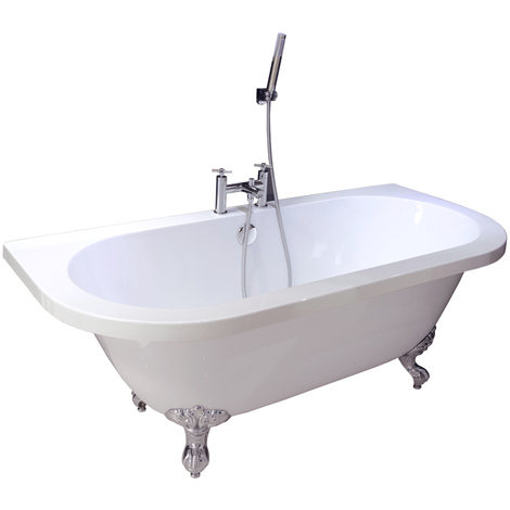 Harrow 1685 Double Ended Freestanding Bath