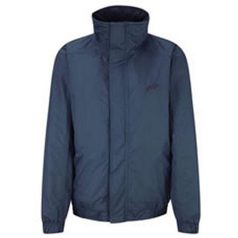 Harry Hall Adults Blouson Jacket (S) (Navy Blue)