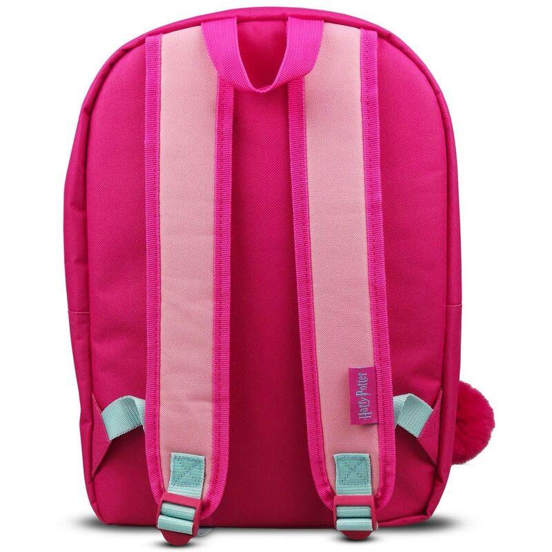 Image of Groovy - Harry Potter Backpack Luna Lovegood Pink Ruck Sack School Bag Official