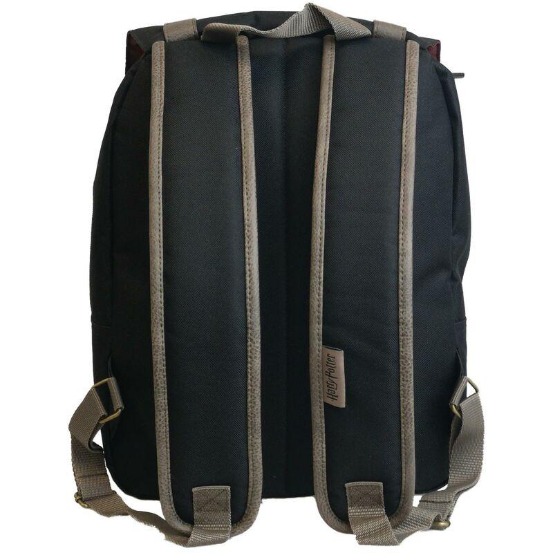 Image of Groovy - Harry Potter Gryffindor Vintage Backpack Ruck Sack School Bag Official