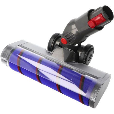 Hartbodendüse/Softroller, motorisiert, weiche Bürste, für Dyson V10 u.a.