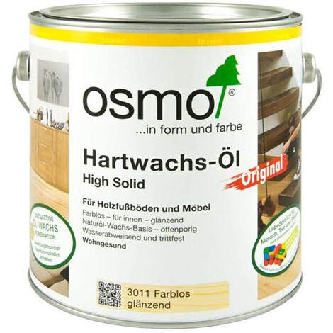 Hartwachs-Öl glänzend 2500ml