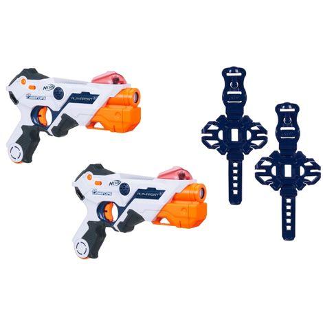 Hasbro Nerf LASER OPS 2er Pack E2281EU4 Nerf Gun