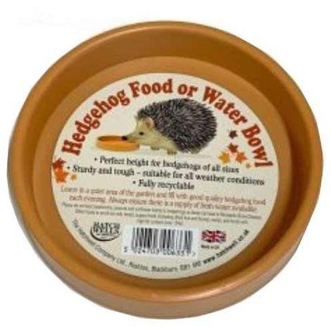 Hatchwell Hedgehog Bowl (11.5 x 2cm) (Orange)