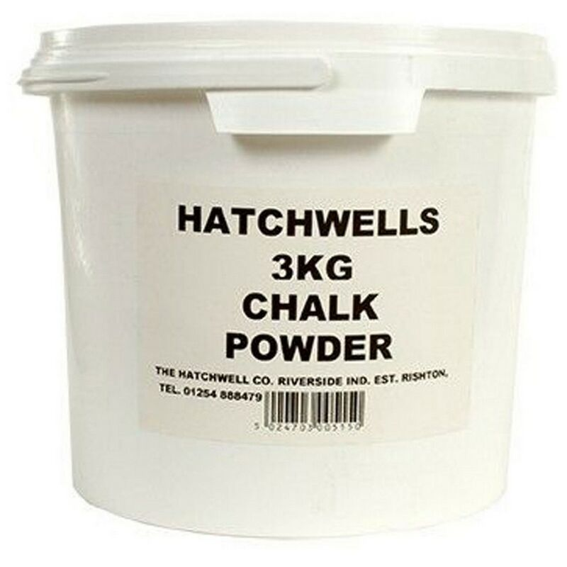 Image of Dog Dry Shampoo (3kg) (White) - Hatchwells