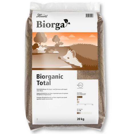 Hauert engrais à gazon Progress Biorganic 20 kg engrais organique engrais de jardin