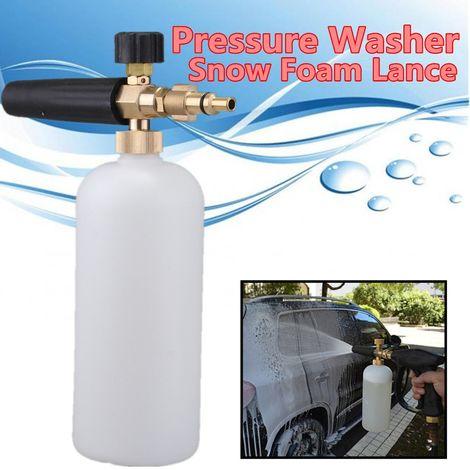 Haute Pression Neige Mousse Lance Pr Machine de Lavage Pr Lidl Parkside / Qualcast / VAX / Aldi Workzo Hasaki