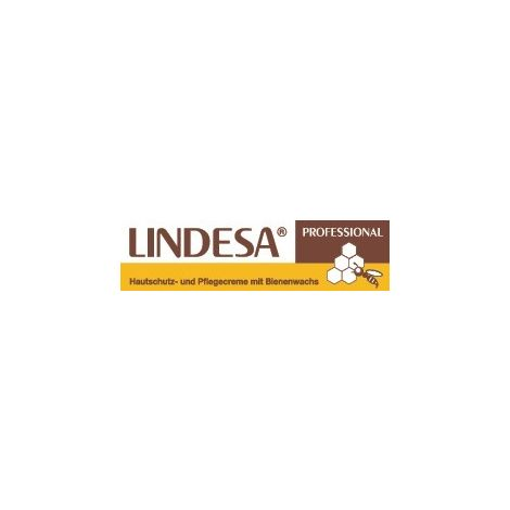 Hautschutz-/pflegecreme LINDESA PROFESSIONAL 100ml zieht schnell ein,silikonfrei