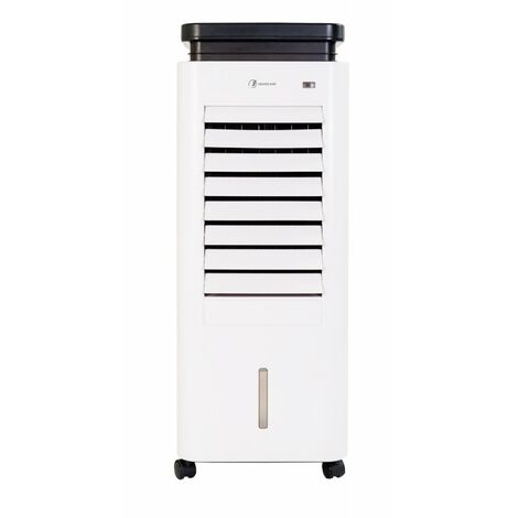 Haverland ASAP Rafraichisseur d'air Mobile 60W | 5L | 20m² | Silencieux | Humidificateur | 3 Vitesses | Anti-moustique