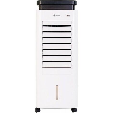 Haverland CASAP | Ambientador móvil con calefacción | 60W / 1500W | Bajo consumo | hasta 25 m² | 5.5L | 3 velocidades | Silencioso | Oscilación vertical y horizontal | Función antimosquitos