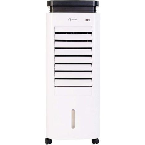 Haverland CASAP Rafraichisseur d'air mobile REVERSIBLE FROID/ CHAUD 60W-1500W, pour pieces de 25m2, Silencieux, humidificateur, 3 Vitesses, Anti-moustiques